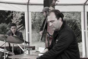 Patrick Manzecchi Trio 13.09.2015